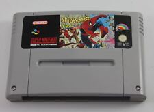 SpiderMan XMen Arcades Revenge (SNES)