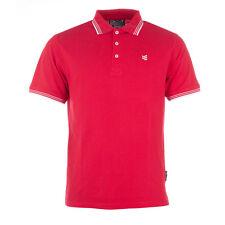 New Men's Gio Goi Paco Pique Polo Shirt T-Shirt Top