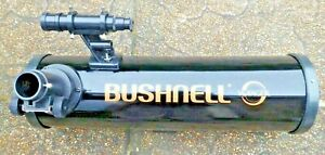 """Bushnell Voyager Telescope Compact 4.5"""" with Optical sighting Scope & 3 Eyepiece"""