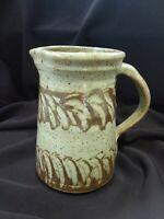 """Vintage Pottery Jug Pitcher 6"""""""""""