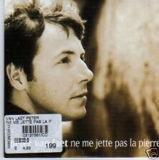 (761N) Peter Van Laet, Ne me jette pas la pierre - CD