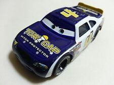 Mattel Disney Pixar Cars No.4 Tow Cap Metal Toy Car 1:55 Loose New In Stock