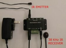 38KHz IR Repeater - Control STB behind closed doors