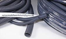 Spiralschlauch Abwasserschlauch 40/45 mm Schlauch Abflussschlauch Camping grau