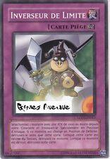 Yu-Gi-Oh ! Carte Inverseur de Limite x2 LODT-FR063 !