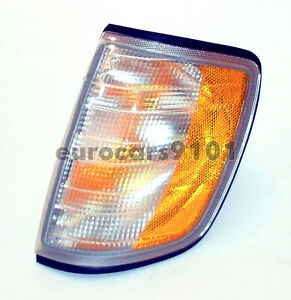 Mercedes E500 E420 Magneti Marelli Front Left Turn Signal LLD651 1248261143