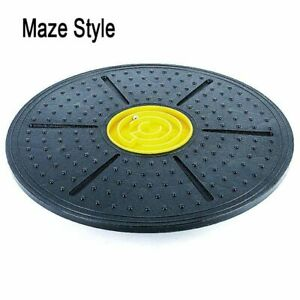Fitness Balance Board Stability Exercise Body And Core Trainer Gym Workout Disc