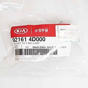 921614D000 Front Turn Signal Lamp Socket For KIA SEDONA CARNIVAL 2006-2014