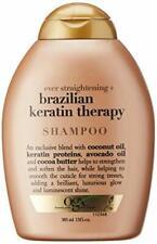 OGX Brazilian Keratin Shampoo for Dry Hair 385 ml Sulfate Free Surfactants