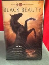 Black Beauty VHS Family Movie 1994 Warner Brothers Rated G