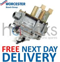 Worcester Bosch Greenstar Gas Valve 8738717458 87470037730 Genuine Part *NEW*