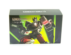 Generation GT-08A GT08A Guardian Sarge G1 Defensor Streetwise TF Action Figures