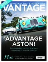 VANTAGE Magazine WINTER 2020 - Aston Martin