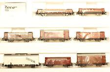 Roco 44002 H0 8-teiliges Güterwagen-Set der DB NEU-OVP