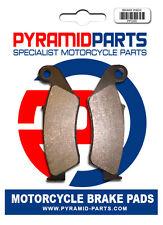 Yamaha WR 400 F 1998 Front Brake Pads