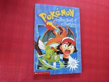 POKEMON #12 - SEYTHER, HEART OF A CHAMPION - SCHOLASTIC BOOK