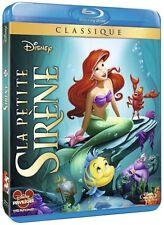 """Blu-Ray """"La Petite sirène """" Disney  N  33     NEUF SOUS BLISTER"""
