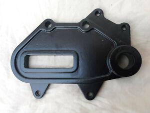 Aprilia MX125 ETX125 RX125 MX125 Rear Caliper Bracket/Holder Black
