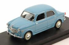 Fiat 1100/103 e 1956 azzurro 1:43 auto stradali scala rio