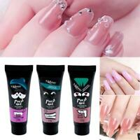 15ml Nail Extension Gel Polygel Nail Acrylic Poly Gel Quick Building Camouflage