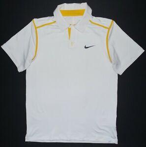 Nike Roger Federer RF Tennis Polo Shirt Australian Open 2011 Size L Boys
