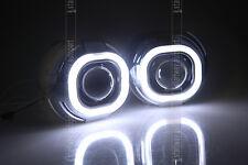 "US 2.5"" Mini Bi-Xenon Projector Lens Shroud H1 Hi/L HID Headlight Conversion Kit"