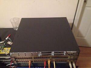 Cisco 2811 Router IOS 15.1(3)T CME 8.5 CIENT CCNA CCVP CCIE CCSP LAB 768D/256F