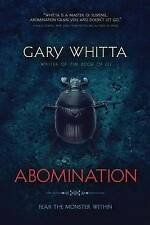 Abomination by Gary Whitta - HB
