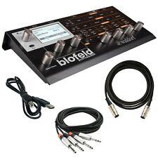 Waldorf Blofeld Desktop Synthesizer Module - Black CABLE KIT
