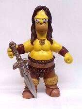 homer simpson parody conan the barbarian. figura mexicana