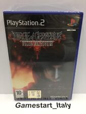 FINAL FANTASY 7 VII DIRGE OF CERBERUS - SONY PS2 PLAYSTATION 2 - NUOVO SIGILLATO