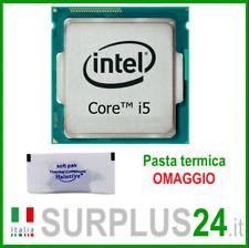 CPU INTEL Core i5-4590 SR1QJ QUAD CORE 3.30 GHZ 6M Socket LGA 1150 Processore i5