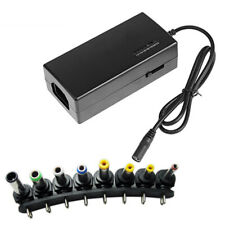 Power Supply Universal Adapter Charger for Multi Laptop Notebook 96 W With 8 Tip