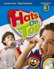 Hats on Top Student's Book Pack Level 3 by Caroline Linse, Elly Schottman...