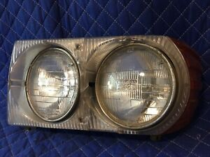 Mercedes Bosch R107 280SL 350SL 350SLC 380SL 450SL 450SLC Headlight 1305233055