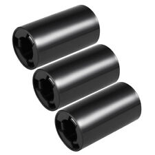 3 Pcs AA to Size C Battery Adapters Converter Cases C-adapter