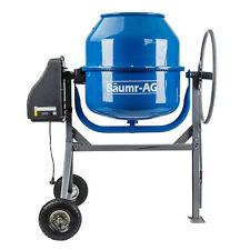 Baumr-AG 210L Electric Concrete Mixer
