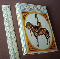 Cavalry Uniforms of Britain & the Commonwealth. Vintage 1969 Blandford Hardback