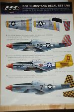 Decals-had-p-51 D Mustang Decal Set - 1:48 - 48012