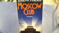 Moscow Club,Joseph Finder  ,Rcs Mediagroup,1991
