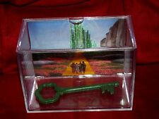 """Wizard Of Oz """"EMERALD CITY GATE KEY Inspired By Display... **BRAND NEW**"""