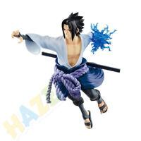 Naruto Uchiha Sasuke Figure Statue Anime Action Figure Model Toy Collection