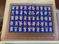 Christmas & Seal Stamp 11 Sheets / or One Upon Request