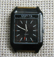 watch Luch Russian quartz wrist watch USSR