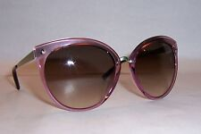 NEW CHRISTIAN DIOR FROZEN 1/S BCE-JD LILAC/BROWN SUNGLASSES AUTHENTIC