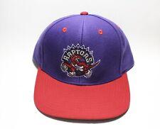 NBA Toronto Raptors Adidas Hardwood Classics Vintage Snapback Adjustable Hat cap