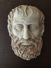 HELLENISTIC GREECE STYLE MASCARON MASC HANGING  character portrait