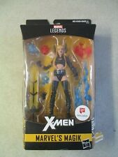 MARVEL LEGENDS SERIES WALGREENS EXCLUSIVE X-MEN MARVEL'S MAGIK FIGURE MIB 2017
