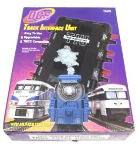 MTH DCS TIU Track Interface Unit 50-1003 Rev-L