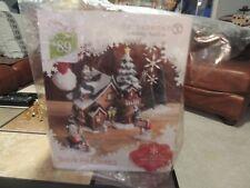 Dept 56 Brand New - North Pole ~ Santa'S Get-Away Gift Set Of 3